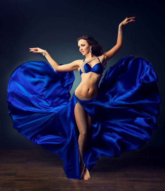 Как танцевать танец живота для мужа?  фото