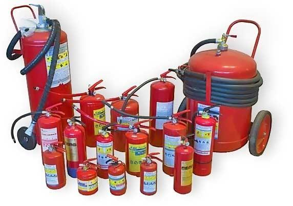 Как выбрать огнетушитель для офиса? фото