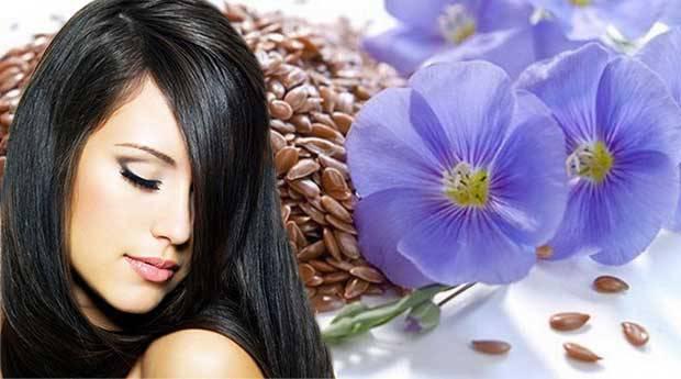 Как сделать маску для волос из льняного масла? фото