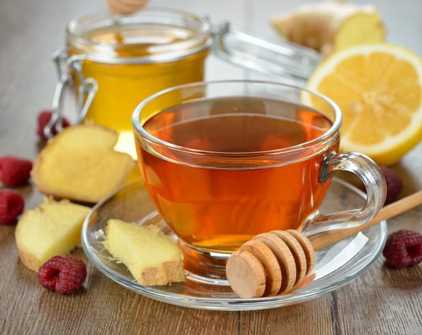 Как правильно пить чай с медом? - фото