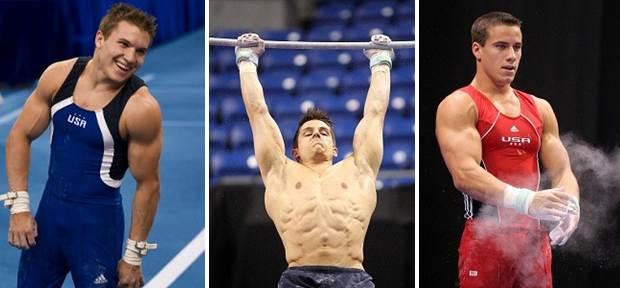 Как тренируются спортивные гимнасты? фото