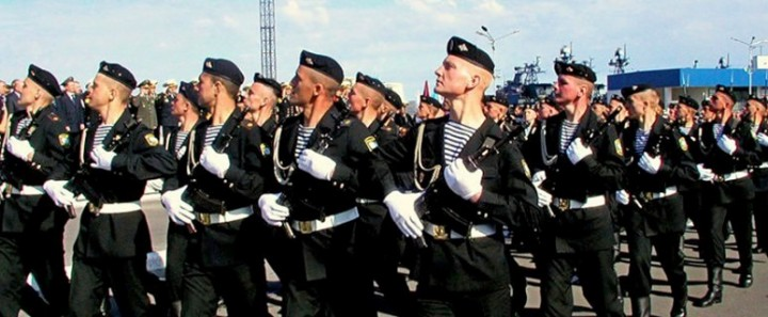 Стоит ли идти служить в морскую пехоту? фото