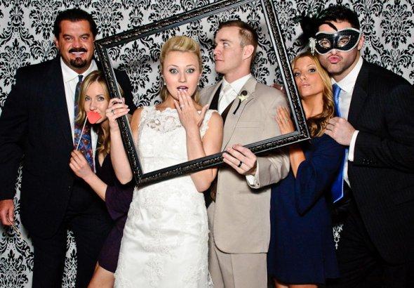 Как сделать необычные свадебные фотографии? фото