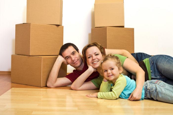 Как правильно переехать в новый дом?  - фото