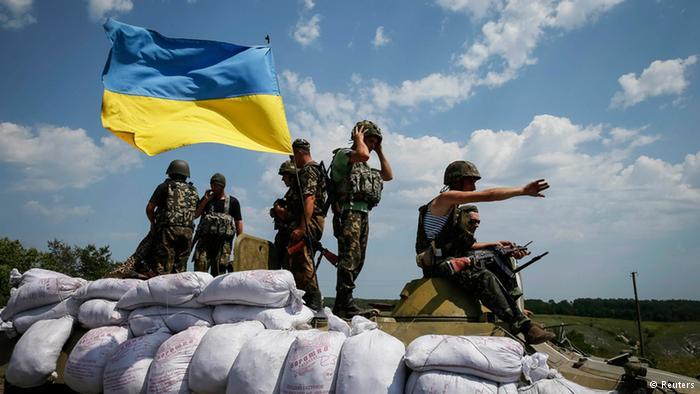 Стоит ли идти служить в украинскую армию? фото