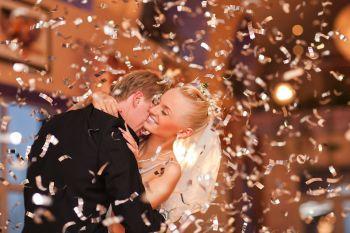 Как сделать свадьбу необычной?  фото
