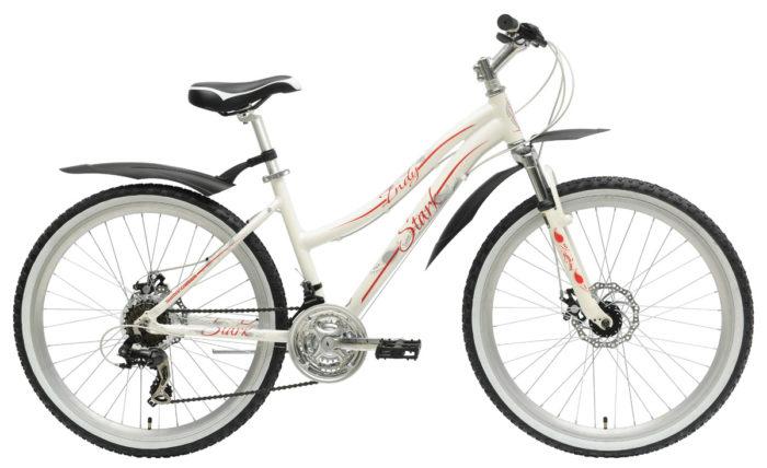 Почему женские велосипеды Stark позволяют получить максимум удовольствия от катания? фото