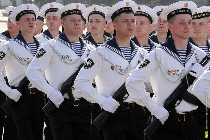Стоит ли идти служить на флот? фото