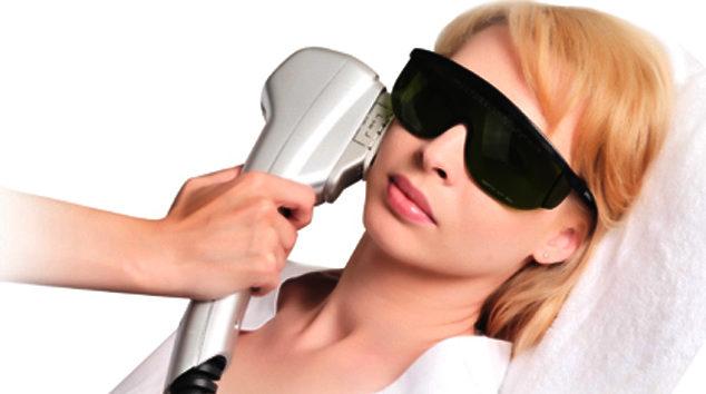 Как проходит процедура фотоомоложения лица? фото