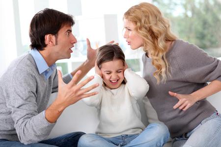 Как решать семейные конфликты? фото