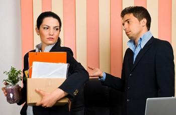 За что могут уволить с работы? фото