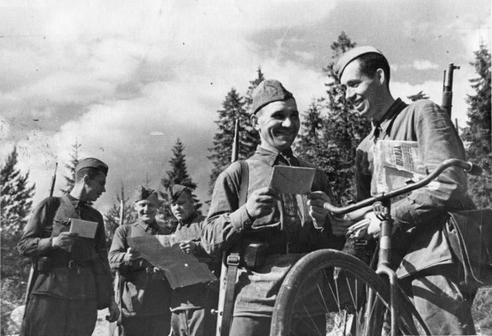 Как жили в Великую Отечественную войну? фото