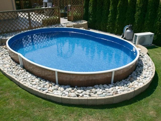 Как правильно строить бассейн? фото