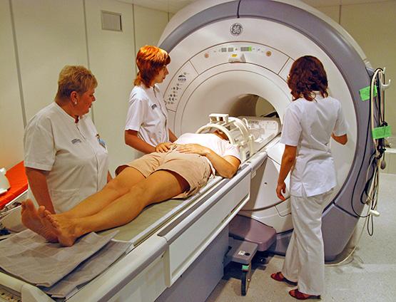 Как делается МРТ головного мозга? фото