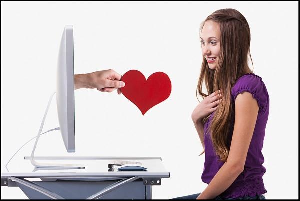 Как познакомиться с мужчиной в интернете? фото