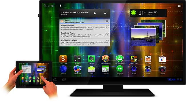 Как к телевизору подключить планшет? фото