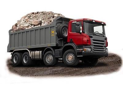 Как заказать вывоз строительного мусора? фото