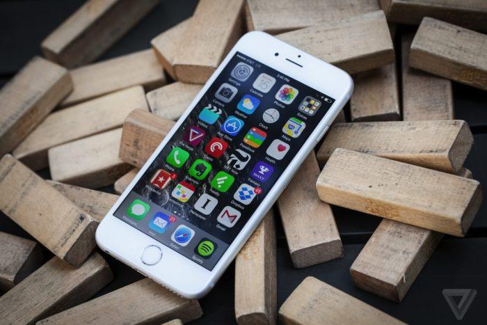 Почему iPhone 6 выключается? фото