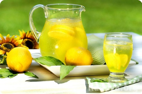 Как приготовить лимонад в домашних условиях? фото