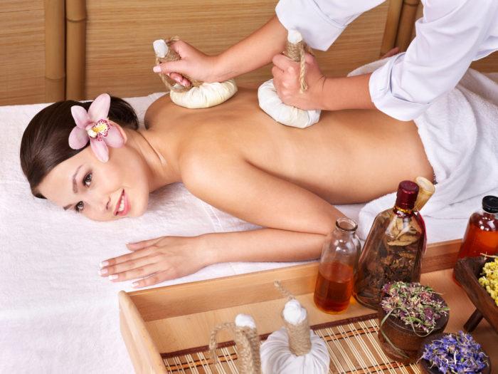 Как делать тайский массаж в домашних условиях? фото