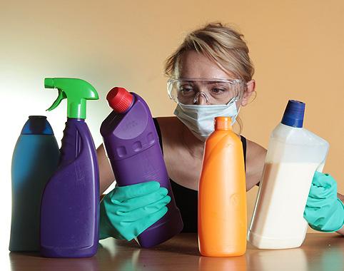 В чем польза гипоаллергенной бытовой химии? фото