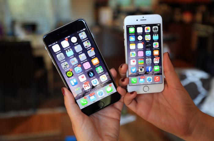 Почему iPhone 6 жрет деньги? фото
