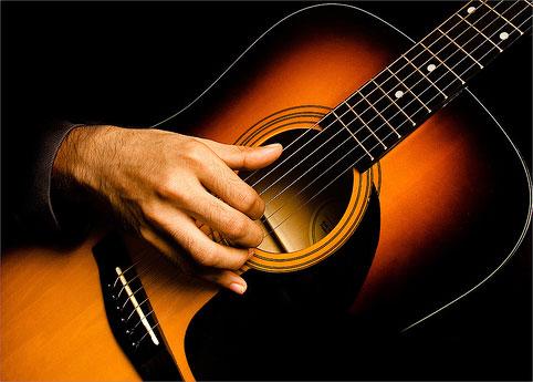 Как хорошо научиться играть на гитаре? фото
