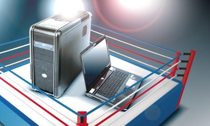 Чем стационарный компьютер лучше ноутбука? фото
