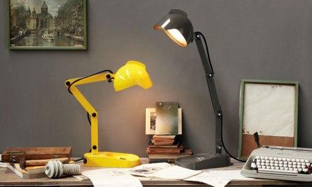 Как выбрать настольную лампу для работы? фото