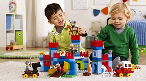Как выбрать конструктор для ребенка? фото