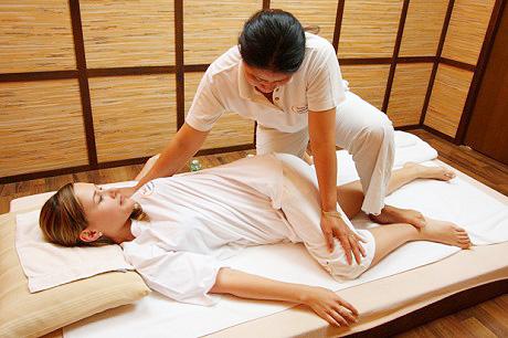 Как тайский массаж влияет на организм? фото