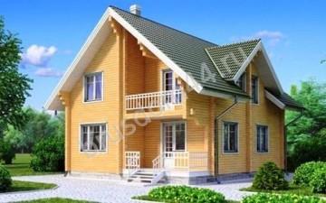 Какой дом лучше: из бруса или каркасный? - фото