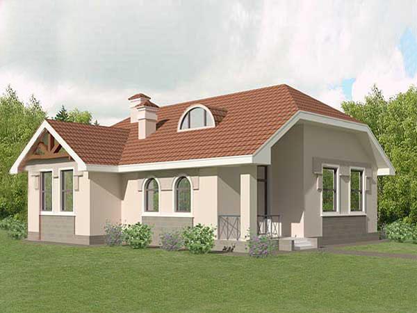 Как сделать проект одноэтажного дома? фото