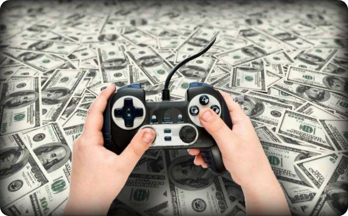 Как зарабатывать реальные деньги в онлайн играх? фото