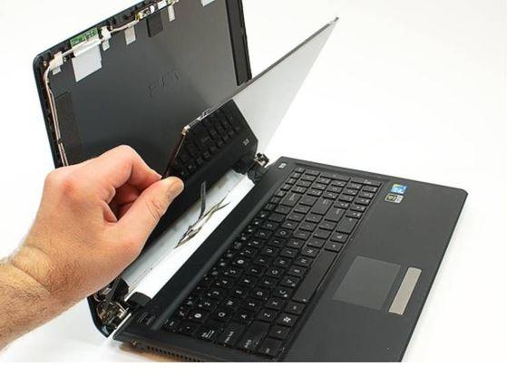 Как заменить матрицу на ноутбуке самому? фото