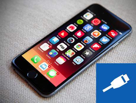 Почему iPhone 6 не заряжается? фото