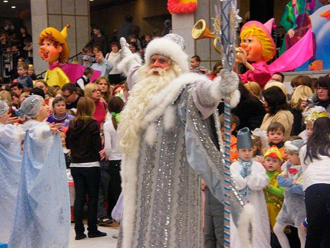 Какое новогоднее представление выбрать для ребенка? фото