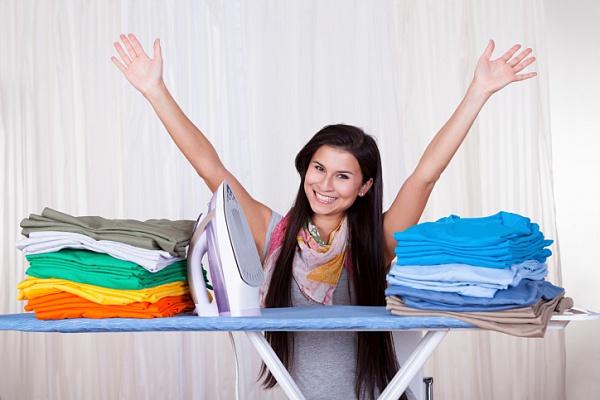 Как гладить постельное белье правильно? фото