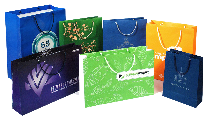 Где заказать бумажные пакеты с логотипом фирмы? фото