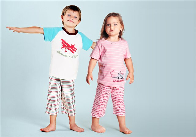 Как правильно выбрать детскую пижаму? - фото