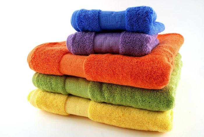 Почему полотенца после стирки жесткие? фото