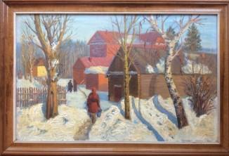 Где купить живопись советских художников? фото
