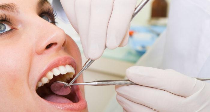 Как происходит реставрация зубов ? фото