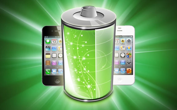Почему iPhone 6 быстро разряжается? фото