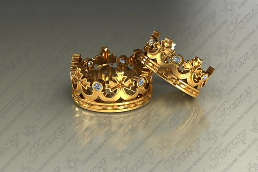 Каким должно быть мужское обручальное кольцо? - фото