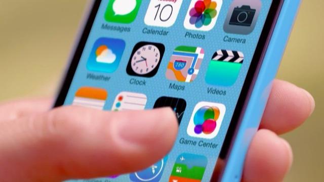 Почему iPhone 6 не отправляет mms? фото