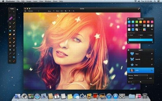 Какие существуют альтернативы photoshop? - фото