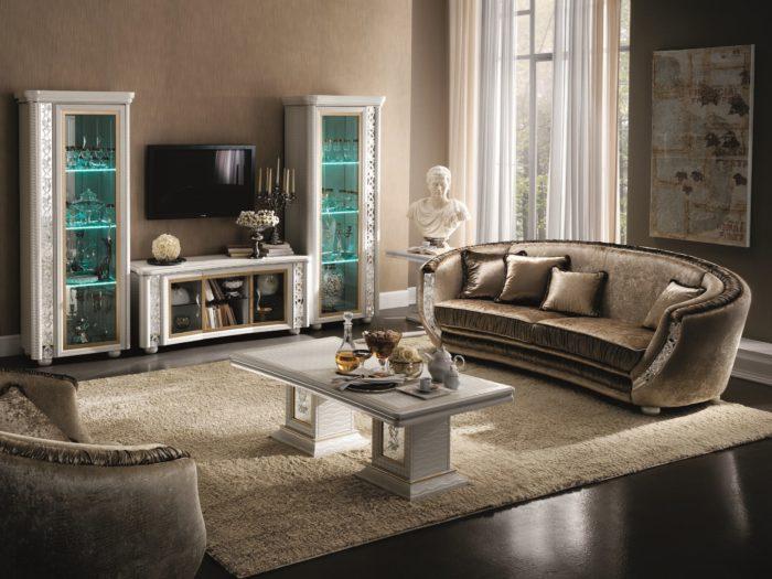 Как выбрать удобную и качественную мебель в гостиную? фото