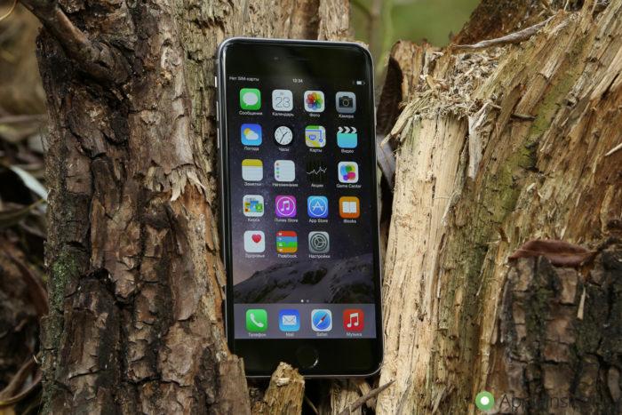 Почему iPhone 6 сам перезагружается? - фото
