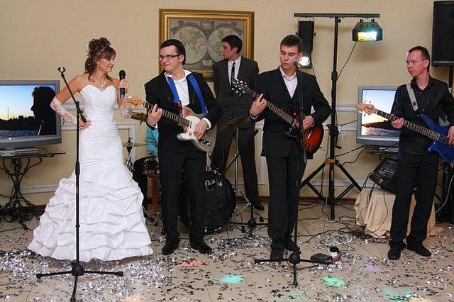 Как правильно выбрать музыкантов на свадьбу? фото